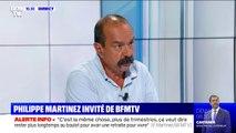 """Philippe Martinez annonce que la CGT va s'associer """"aux grèves pour le climat du 20 et 27 septembre"""""""