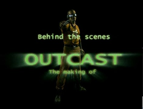 OUTCAST (Making Of - English)