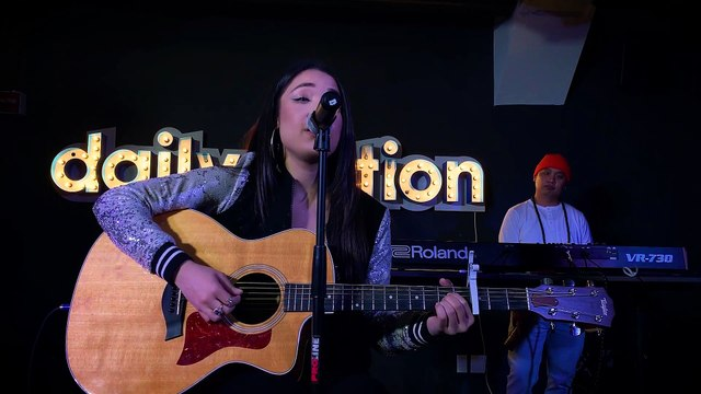 Ginette Claudette - Live at Dailymotion Elevate
