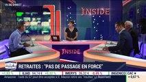 Les insiders (1/2): Emmanuel Macron veut privilégier la durée de cotisation pour la réforme des retraites - 27/08