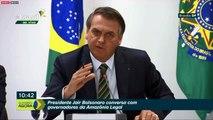 """Bolsonaro condiciona ayuda del G7 para la Amazonía a que Macron """"retire los insultos"""""""