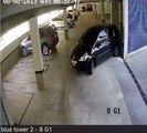 2 façons de conduire dans un parking... à vous de choisir la plus sûre