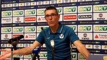 Jean-Louis Garcia veut retenir la deuxième période de l'ASNL face à Ajaccio (1-0)
