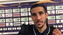 """Florian Raspentino :  """"Il nous manque la finition"""""""