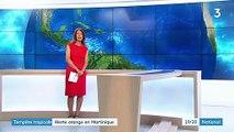 Martinique : la tempête Dorian s'éloigne des côtes antillaises