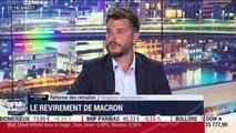 Les coulisses du biz: Réforme des retraites, le revirement d'Emmanuel Macron - 27/08