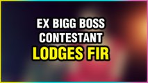 This Ex Bigg Boss Contestant Lodges A Police COMPLAINT Against An Event Company