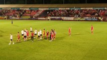 Crawley Town beat Norwich City in the Carabao Cup