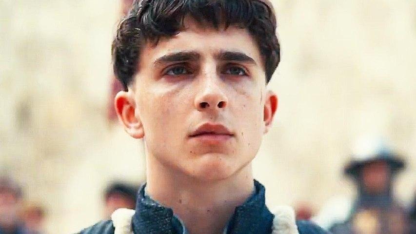 LE ROI Bande Annonce (Netflix 2019) Timothée Chalamet, Robert Pattinson