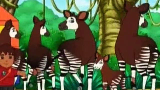 Go Diego Go S04E03 Where Is Okapis Brother