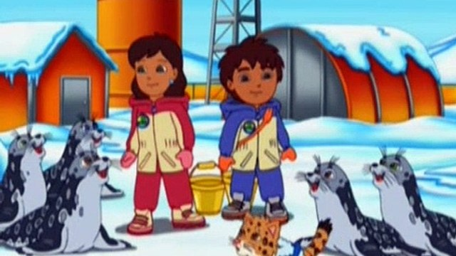 Go Diego Go Season 4 Episode 6 Diegos Ringed Seal Rescue