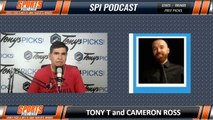 College Football Picks with Cameron Ross and Tony T Sports Pick Info 8/28/2019