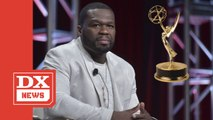 50 Cent Told The Emmys To Kiss My Black A** After Power Ratings Come Out