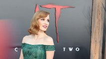 Jessica Chastain Opens Up About Her Fears