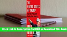[Read] The United States of Trump: How the President Really Sees America  For Trial