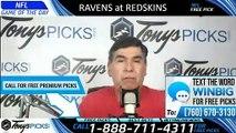Ravens Redskins NFL Pick 8/29/2019