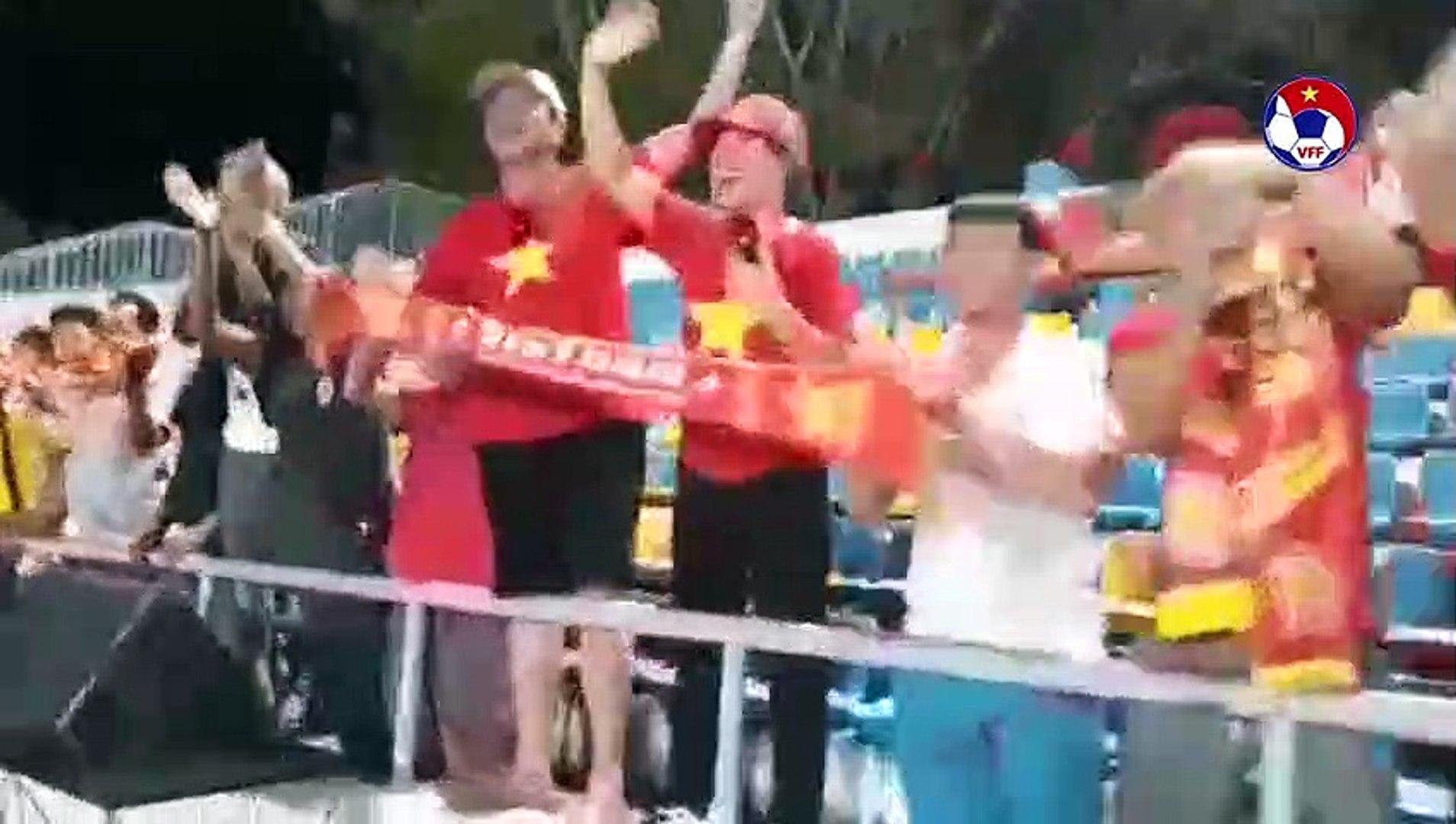 ĐT nữ Việt Nam vô địch AFF Cup 2019 sau chiến thắng trước ĐT Thái Lan | VFF Channel