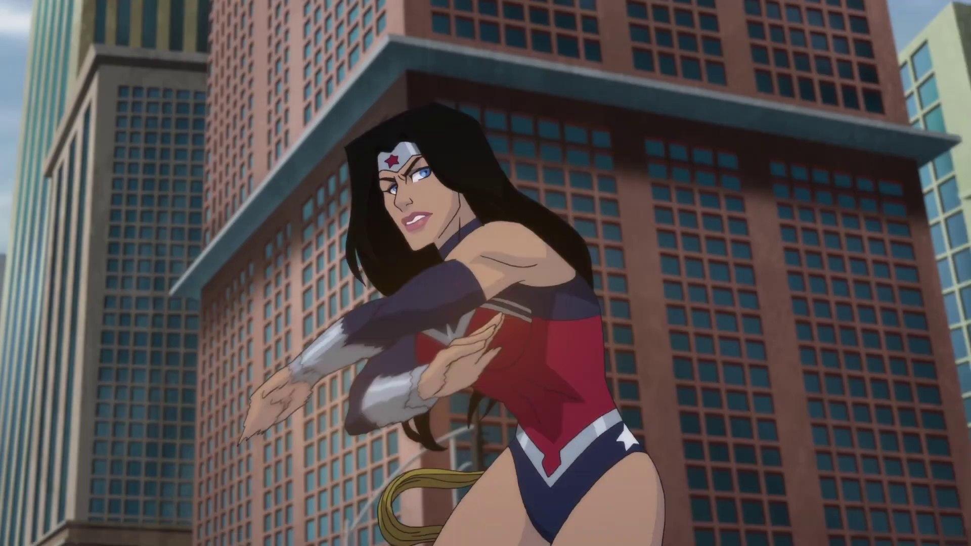 (2019) Wonder Women: Bloodlines Official Trailer