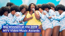 It Was A Big Night For These Winners At the 2019 MTV VMA's