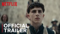 The King Trailer (2019) | Timothée Chalamet Official Trailer #2 | Netflix Film