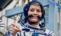 Lesbian Astronaut Commits First Crime in Outer Space... Allegedly