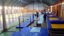 Cascavel é destaque em campeonato de ginástica artística em Londrina
