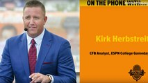 Kirk Herbstreit Talks Pac 12, Week 1 Of College Football | The Morning After EP. 198