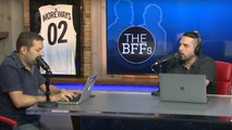The Dallas Cowboys O-Line, Michael Gallup Value | The BFFs, Ep. 495