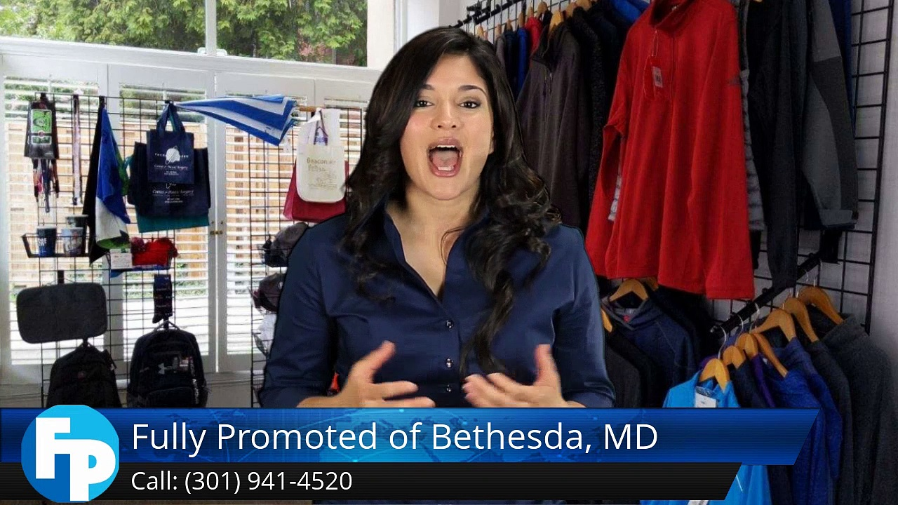 Fully Promoted Screen Printing and Embroidery MarylandFully Promoted of Bethesda, MD Bethesda…