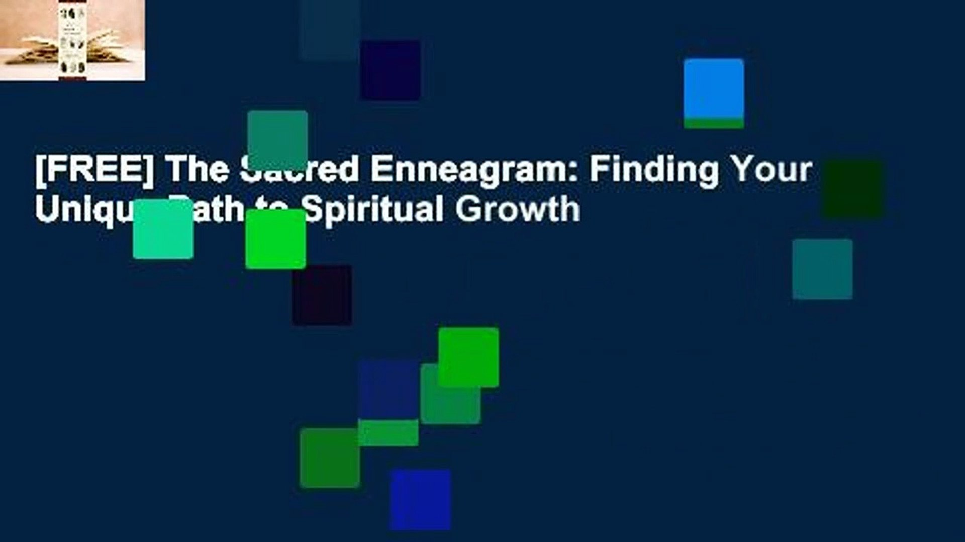 [FREE] The Sacred Enneagram: Finding Your Unique Path to Spiritual Growth
