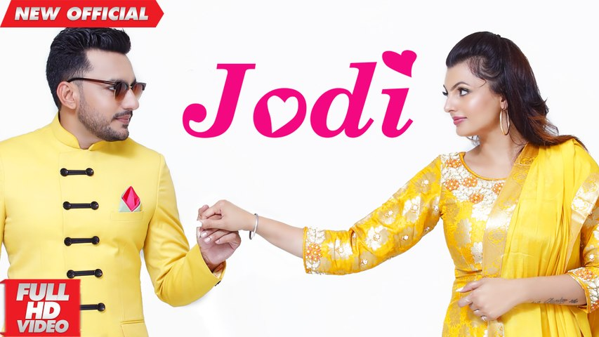 Deep Dhillon Jaismeen jassi | Jodi (OFFICIAL VIDEO) | Latest Punjabi song 2019