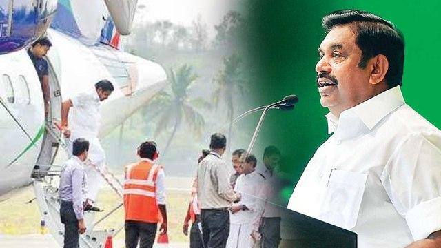Tamilnadu CM Edappadi Palanisamy's foreign trip starts from today