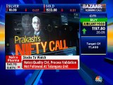 Here are some trading strategies from stock analyst Prakash Gaba