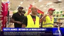 Les gilets jaunes prévoient de nouvelles mobilisations en septembre