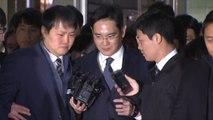 이재용 부회장 내일 대법원 선고...숨죽인 삼성 / YTN
