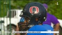 Le football américain fait des émules à Paea
