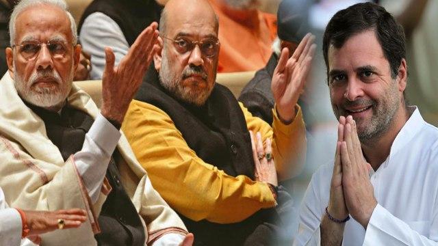 Rahul Gandhi about Kashmir issue