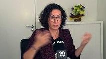 Marta Rovira: 'Estem en un conflicte polític i això implica confrontació'