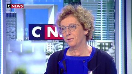 Muriel Pénicaud - CNews mercredi 28 août 2019