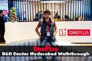 OnePlus R&D Center Hyderabad Walkthrough