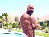 gay man muscle show - hot daddy show muscle