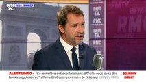Christophe Castaner veut proposer un week-end de 3 jours tous les deux week-ends pour améliorer la vie familiale des policiers