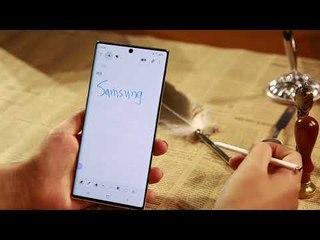Samsung Galaxy Note 10 系列的 5 大特點