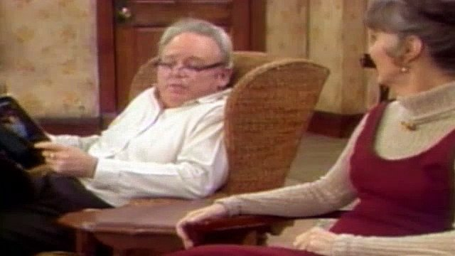 All In The Family Season 4 Episode 14 Archie Is Cursed
