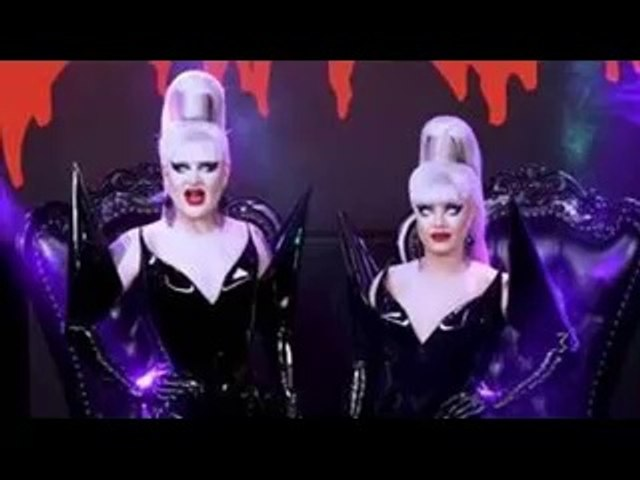 The Boulet Brothers' Dragula Season 3 Episode 1 (Full Episodes) OUTtv