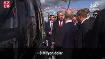 Putin'den Erdoğan'a: Bunu alırsanız, arabayı hediye ederim
