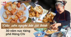 Gánh Cháo Sườn bà Liên  - Món ăn nhất định phải thử khi đến Hà Nội