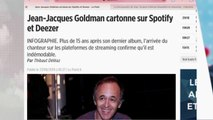 Jean-Jacques Goldman toujours au top !