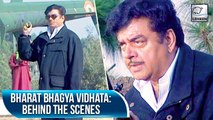 Bharat Bhagya Vidhata On-Location | Shatrughan Sinha | Flashback Video