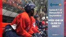 EN DIRECT : Hockey sur Glace à Michel Raffoux